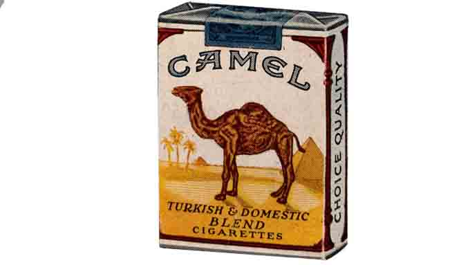 more puffs from Camels