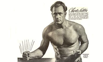 "Charles Atlas, ""The World's Most Perfectly Developed Man"""