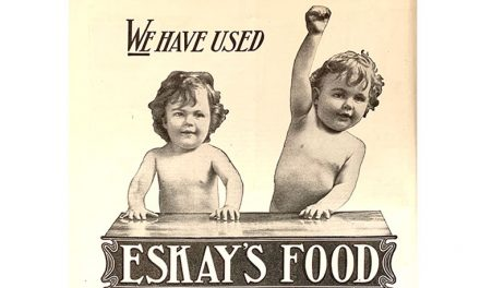 "Did Eskay's Food, the ""Hot Weather Food"", help undernourished babies grow strong and healthy?"