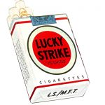 Lucky Strike cigatettes are milder than any other principal brand according to scientific tests