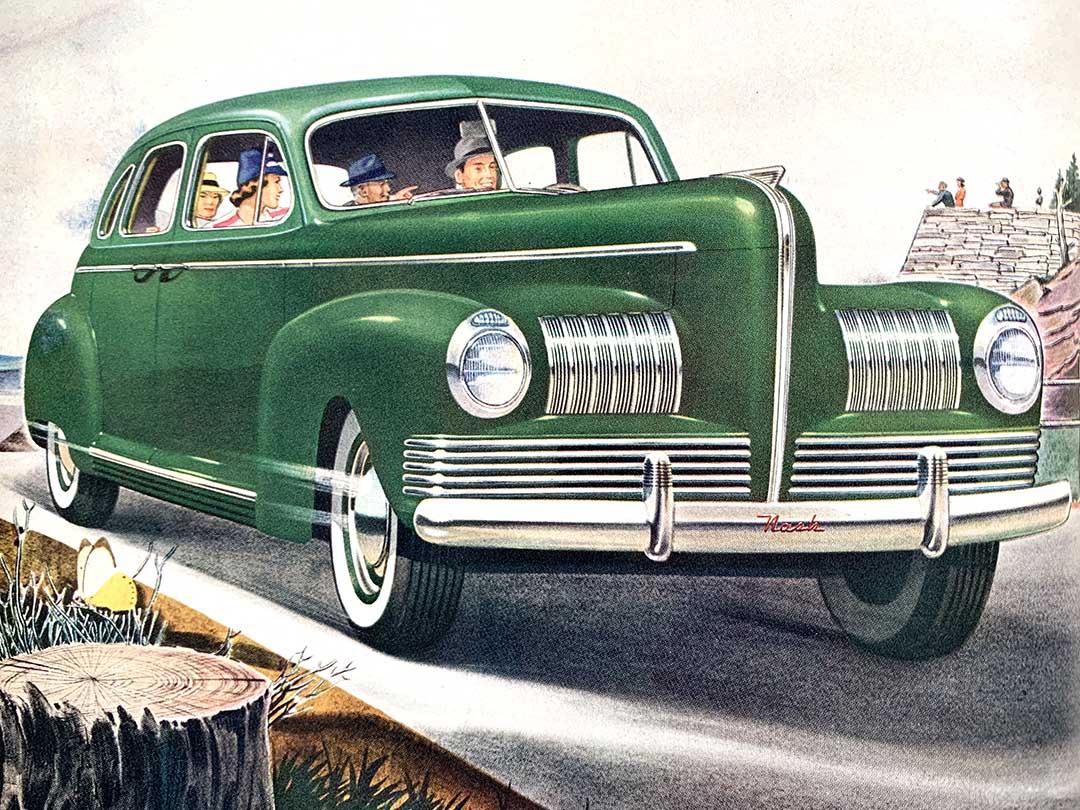 1941 Nash automobile