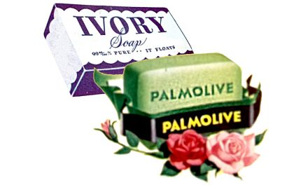 Take your pick! Palmolive or Ivory?