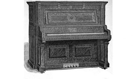 """You could buy a piano """"on approval"""" in1890"""