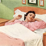 Buy a Beautyrest for about 1½ cents a night – in1949