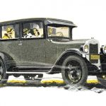 "The 1925 Chevrolet was ""new"" in many ways"
