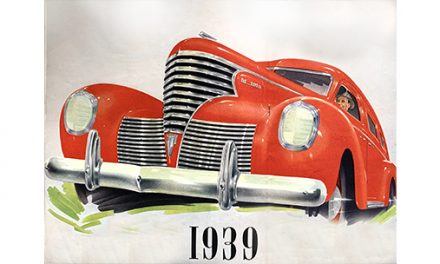 Review these Chrysler, De Soto and Dodge advertisements of 1939