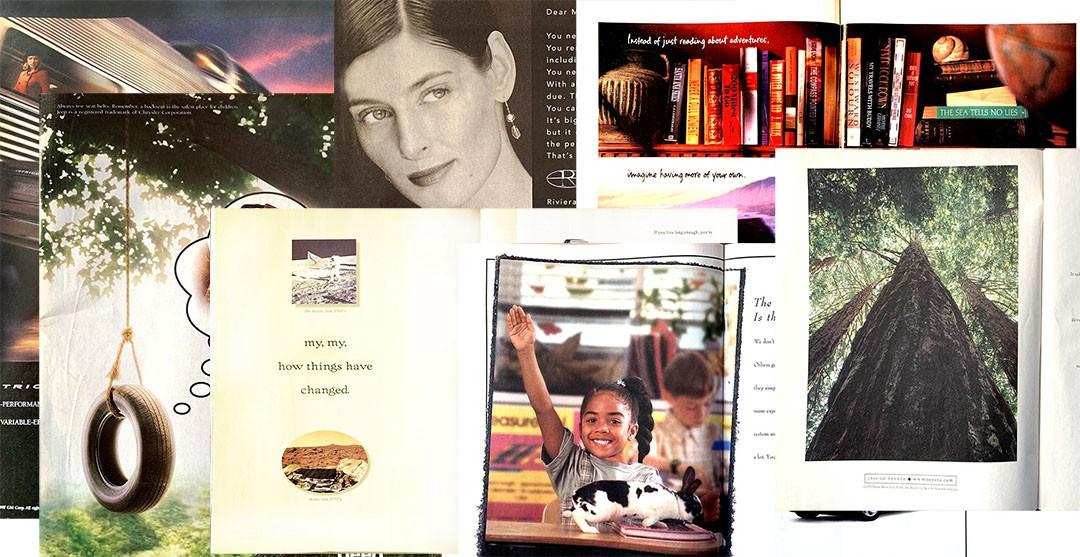 1997 car ad compilation